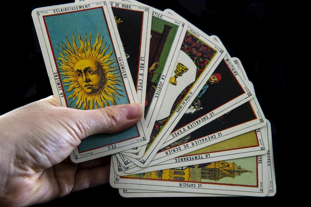 hvad er tarotkort?