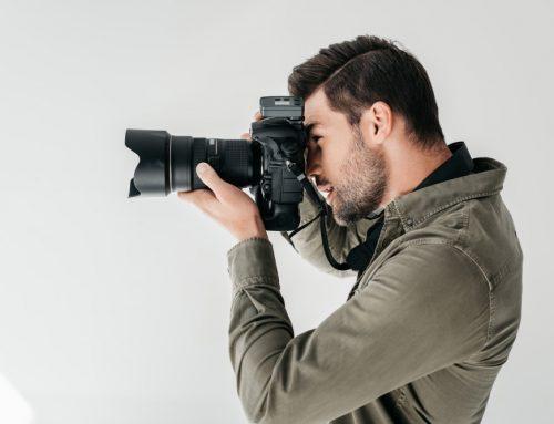 Hvornår skal man have fat i en dygtig fotograf?